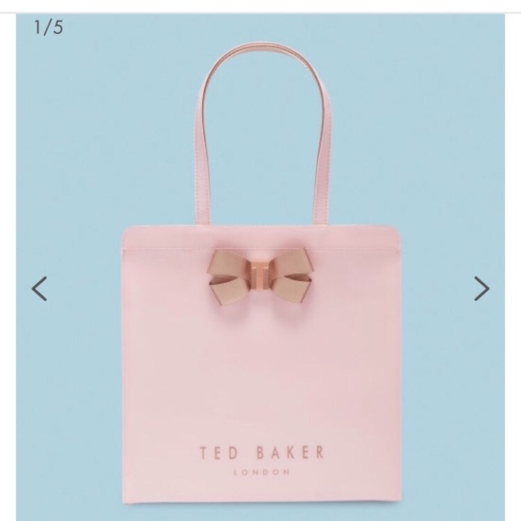 804612eaa507 Ted Baker vallcon large icon bag